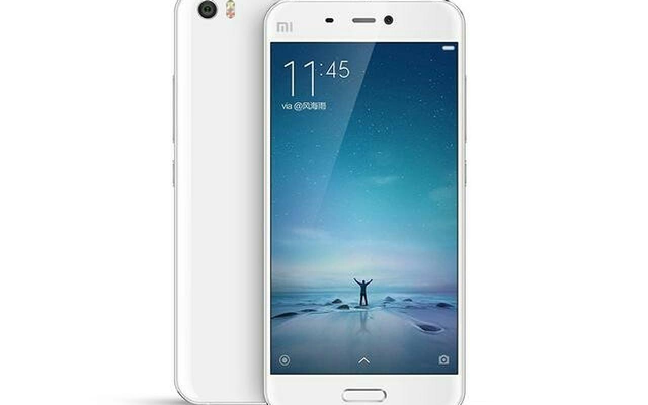 Render Xiaomi Mi 5