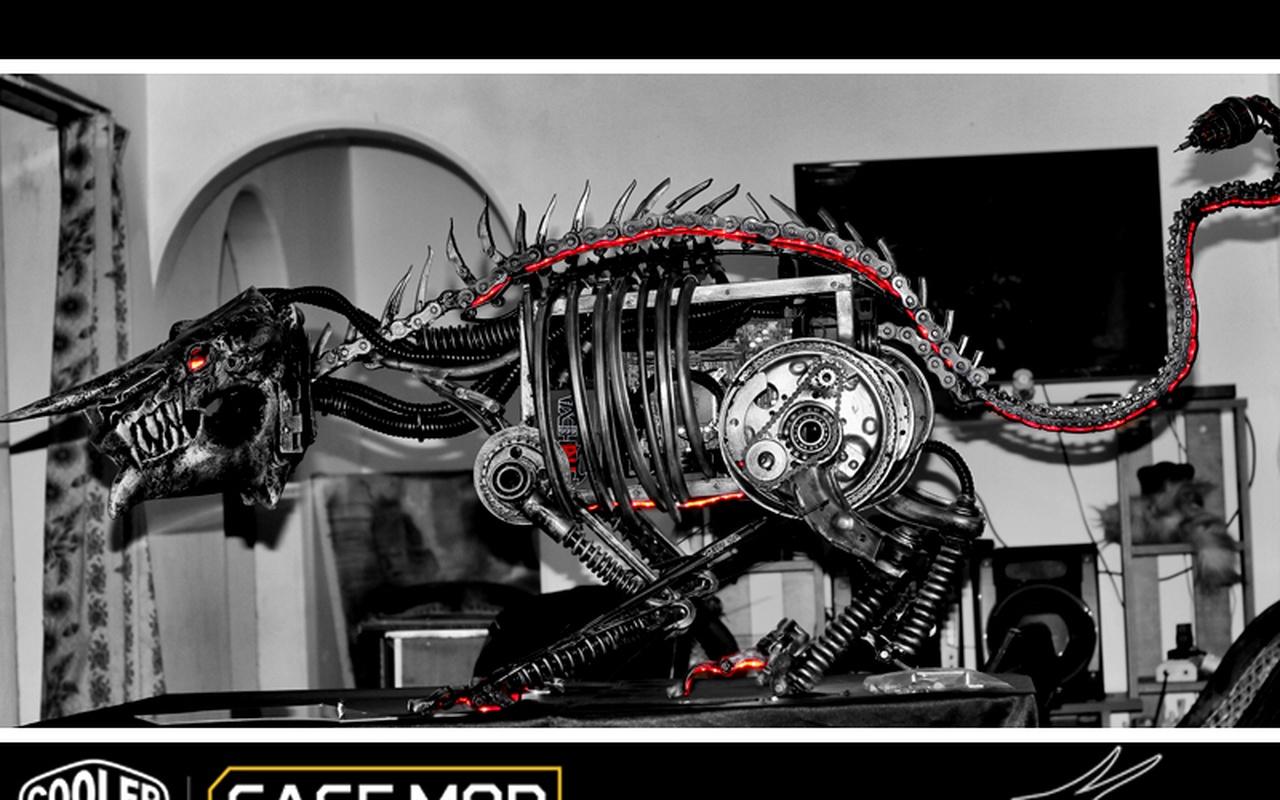 TriHexa 666 - Apocalypse Dragon