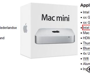 Apple Mac mini mid 2014 gerucht