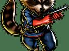 Ultimate Marvel vs. Capcom 3 - Rocket Racoon