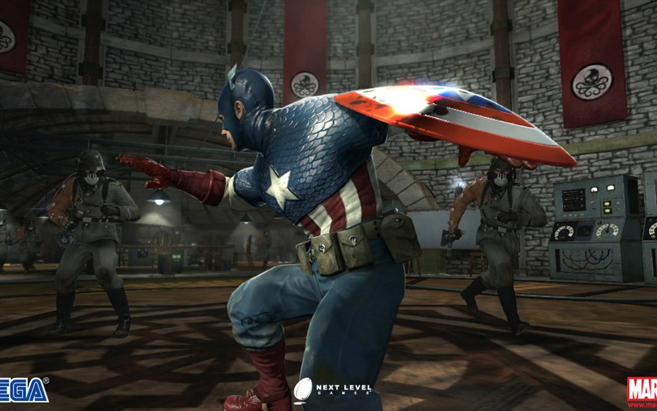 Captain America Super Soldier