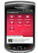Mashup: BlackBerry Torch met volstrekt willekeurige Android-app