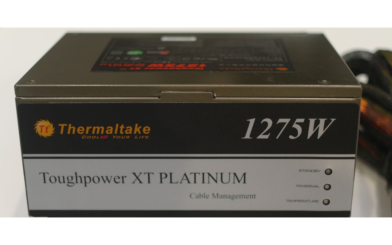 Thermaltake Toughpower XT 1275 Platinum