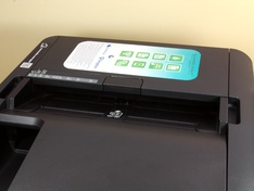 Invoer automatische document feeder
