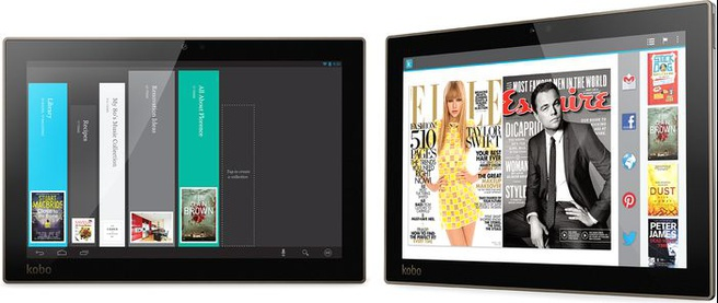 Kobo Arc HD 10
