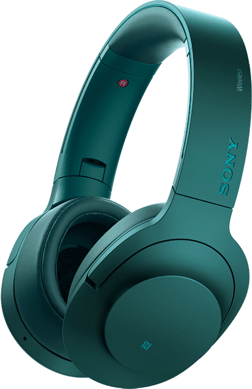 Sony MDR-100ABN (Blauw)