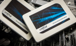 Crucial MX300 Benchmarkreview