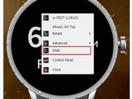 Samsung Gear 2015 Tizen sdk