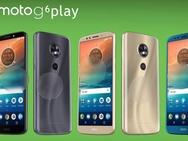 Render vermoedelijke Moto G6 Play