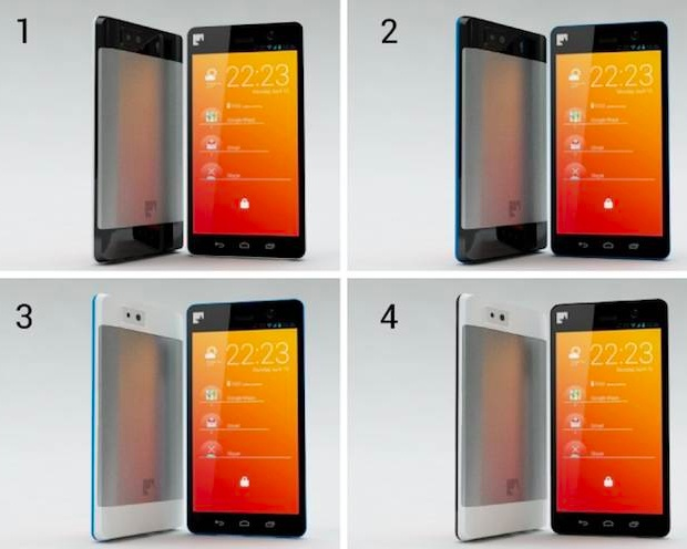 Designs FairPhone