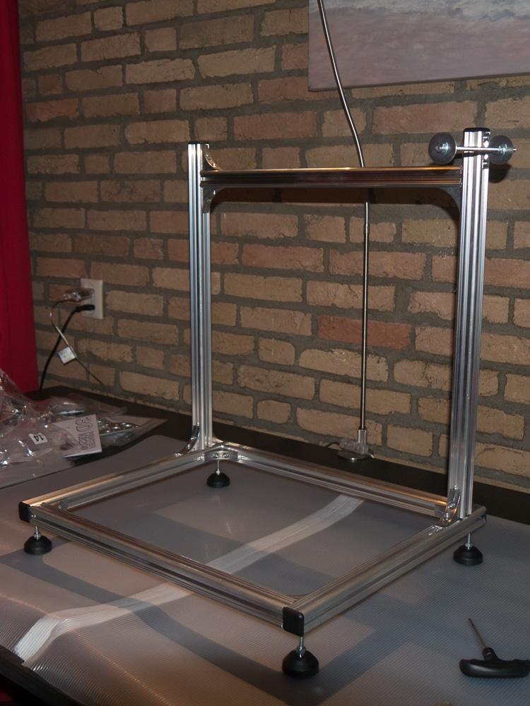 frame build
