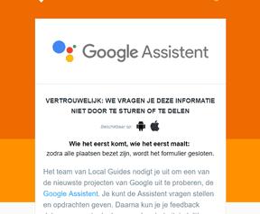Assistant Beta Nederland