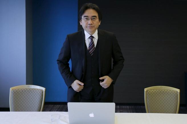 Nintendo Satoru Iwata