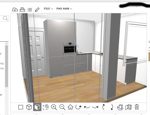 3D keuken 2