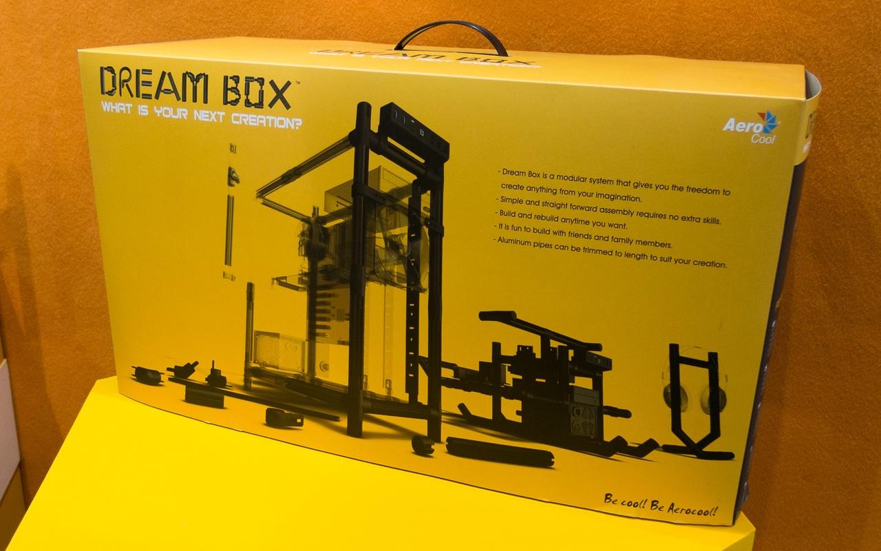 De rechthoekige doos voorbij   silverstone: een minikast voor een ...