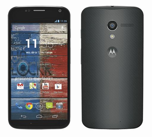 Moto X productafbeelding