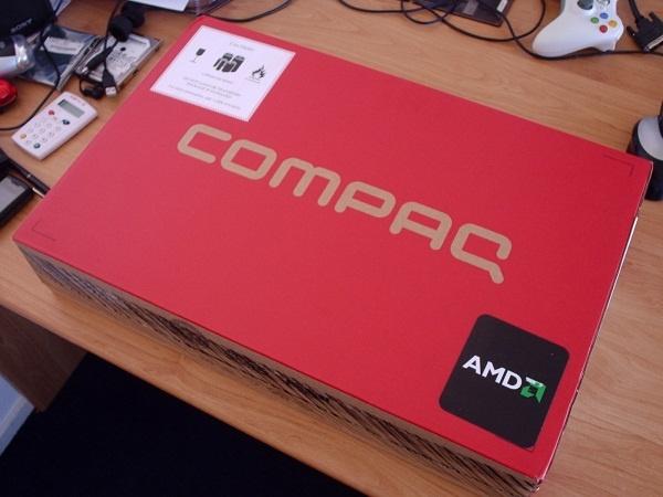 HP Compaq Presario CQ60-420 (NR484EA) - CodeCaster