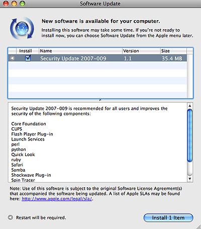 Apple Mac OS X 10 4 Tiger