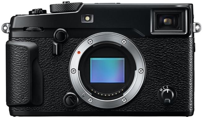 Fujifilm X-Pro2 Zwart