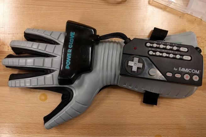 famicom power glove
