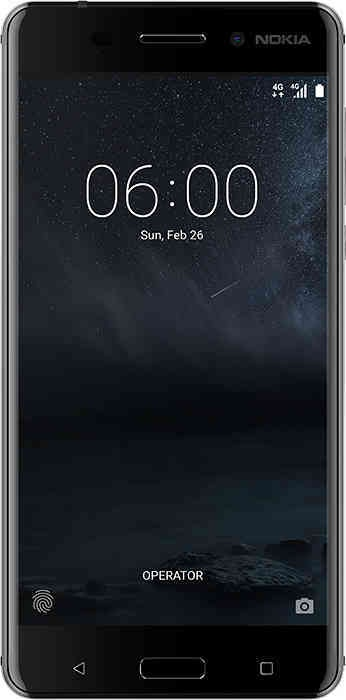 Nokia 6 3GB RAM, 32GB ROM Grijs