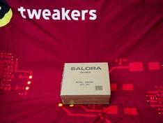 Salora DBS350 box