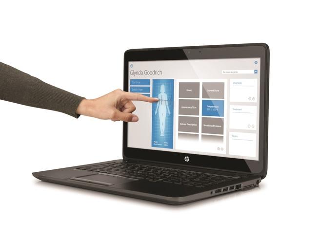 HP ZBook 14 15u