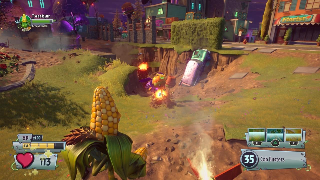 Plants vs zombies garden warfare 2 conclusie review tweakers for Plants vs zombies garden warfare 2 review