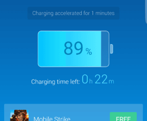 Charging Boost ads Android