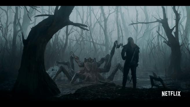 Netflix-serie The Witcher