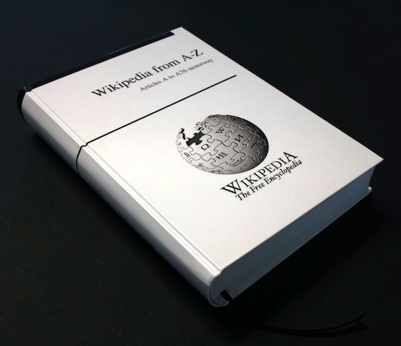 Wikipedia from A to Z