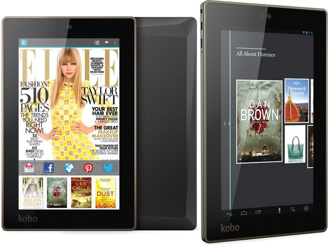 Kobo Arc HD 7