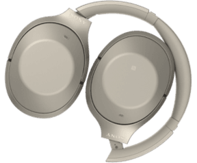 Sony MDR-1000X (Champagne)