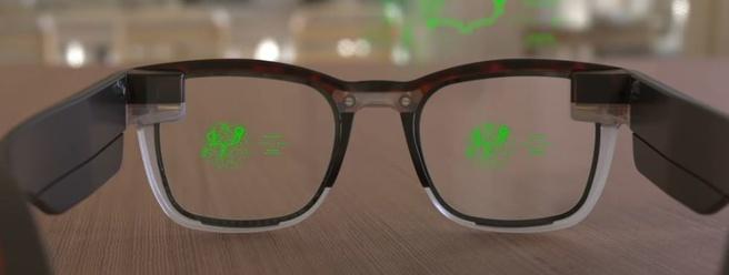 Vuzix-bril, CES januari 2021
