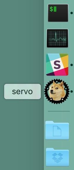 Servo app-icon