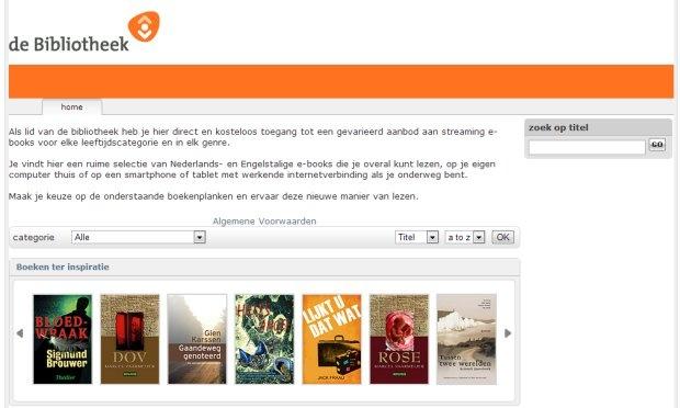Bibliotheken e-books