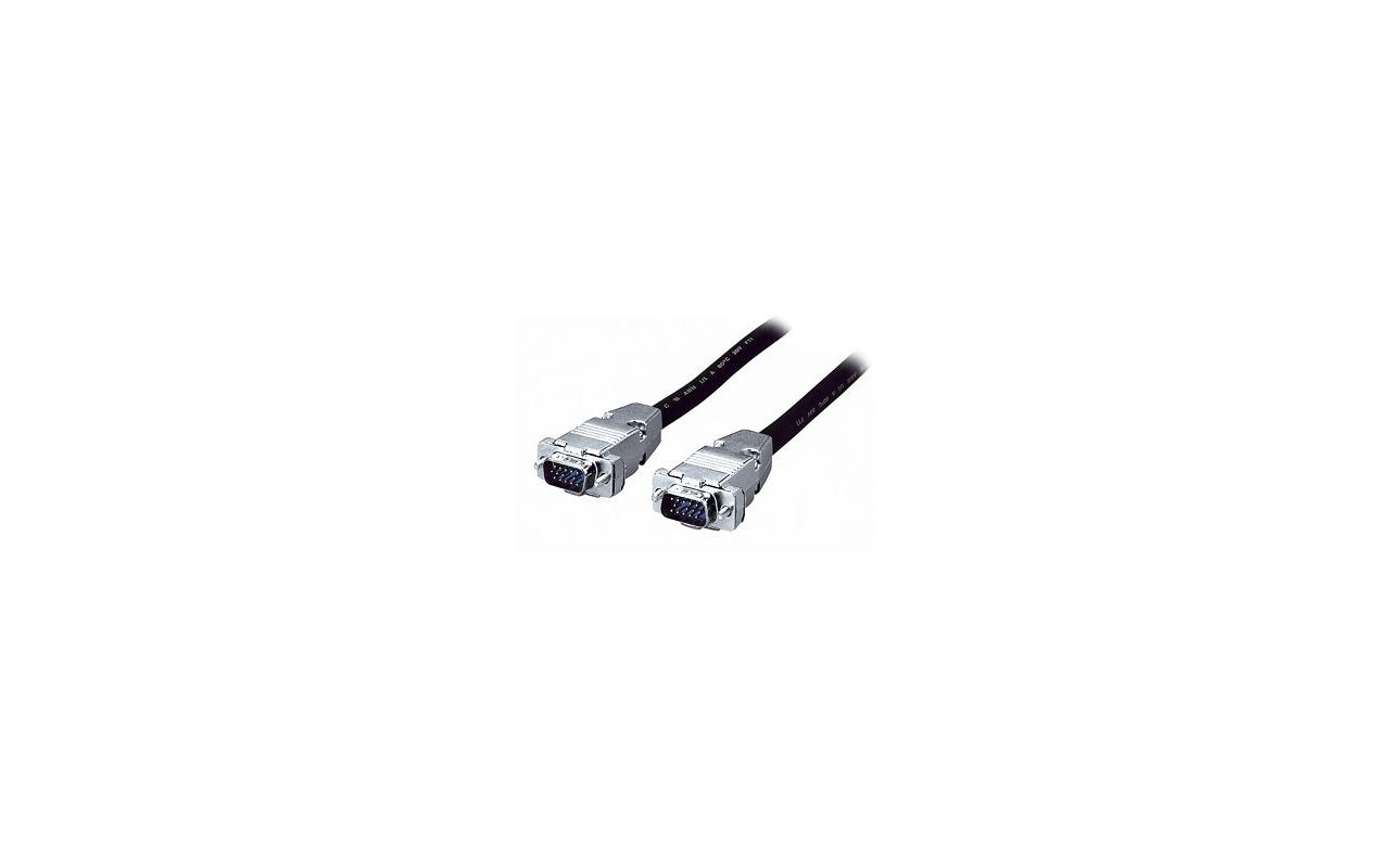 Equip VGA-Cable 3+7 HDB 15, M/M 15,0m