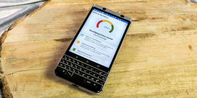 Fotogalerij BlackBerry KEYOne