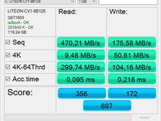 SSD MB accu