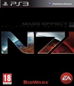 Mass Effect 3 (Collectors Edition), PlayStation 3