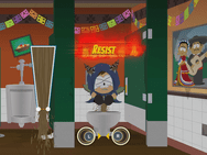 From Dusk Till Casa Bonita-dlc voor South Park: The Fractured But Whole