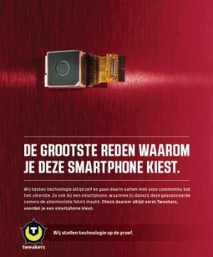 Campagne Tweakers - Smartphone 300px