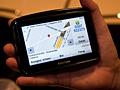 TomTom 940 Live - Google Local Search zoekresultaat