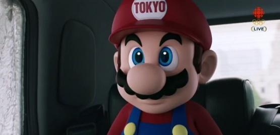 Mario bij OS2016