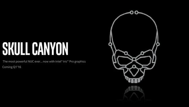 Intel Skull Canyon