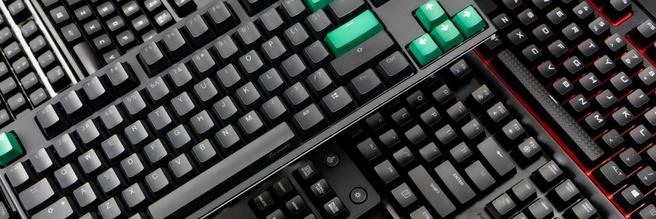 TKL-toetsenbordentest