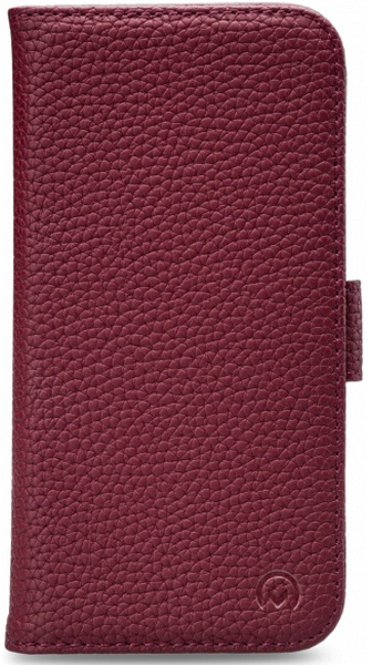 Mobilize Elite (Lychee) BookCase iPhone X/XS (5.8'') - Rood  Rood
