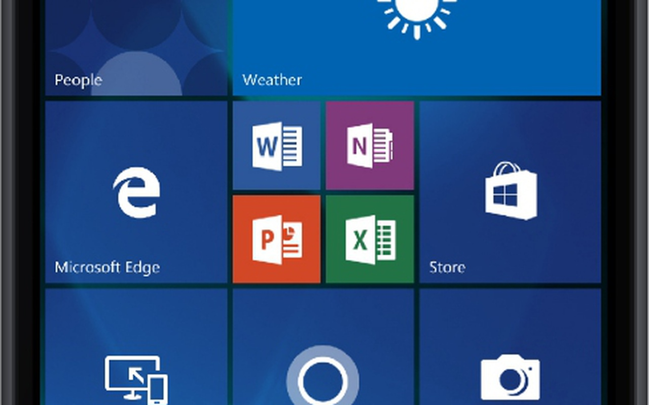 Lenovo Windows 10 Mobile-telefoon