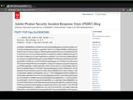 Adobe PGP-sleutel