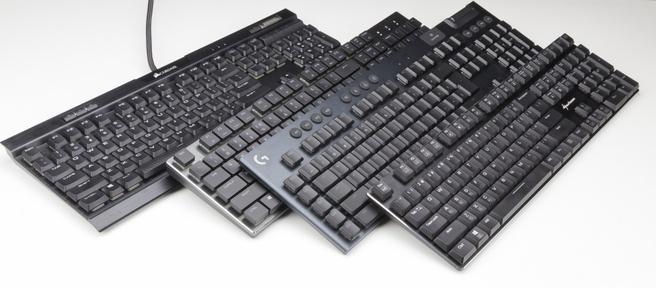 low profile toetsenborden